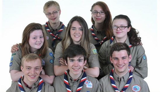 Explorers selected for Jamboree in Japan